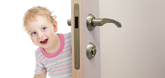 baby proofing doors