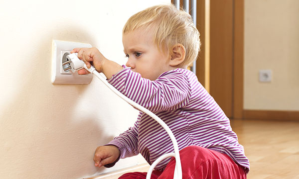 baby proof electric socket