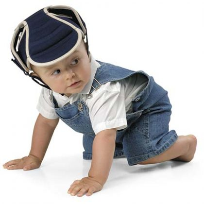 safety helmet for infant