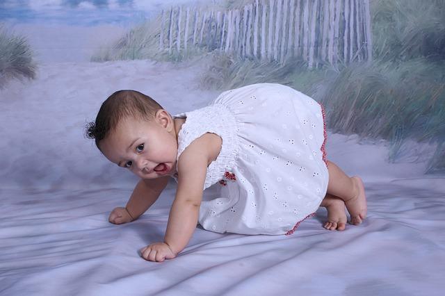 baby motricity
