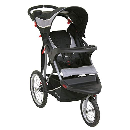 Baby Trend Expedition Jogger Stroller, Phantom,