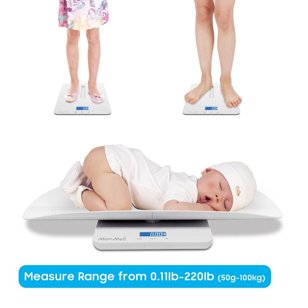 mommed infant scale