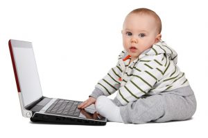 screen time for infants