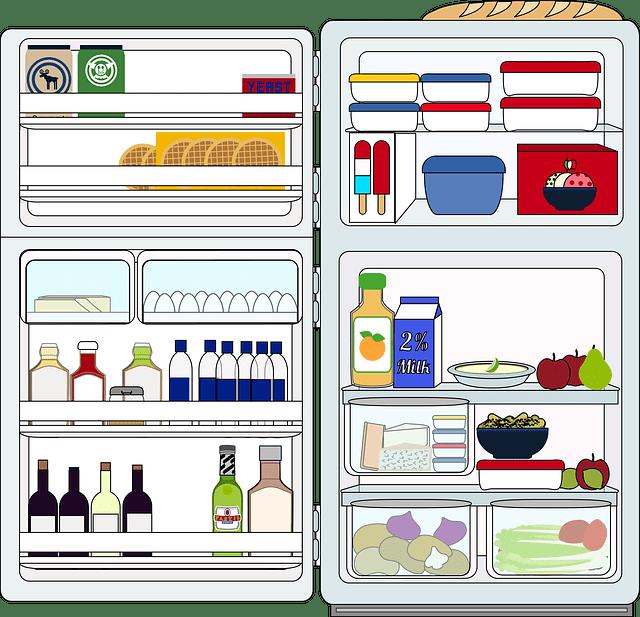 breastmilk storage fridge