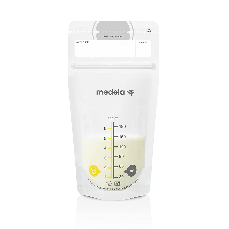 medela ready to use beastmilk storage bags