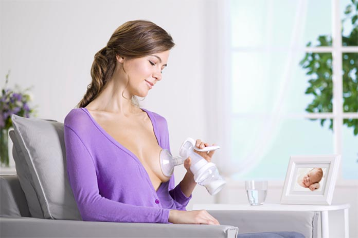 when to draw  breast milk
